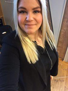 ÅAS vice-ordförande Ida Berg.