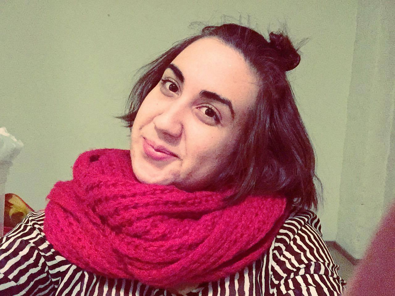 Styrelsemedlem Jasmine Malla.