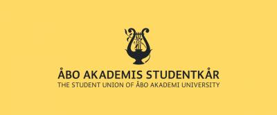åbo akademis studentkår logo banner omslag