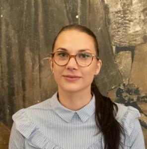 Generalsekreterare Jasmin Ödman