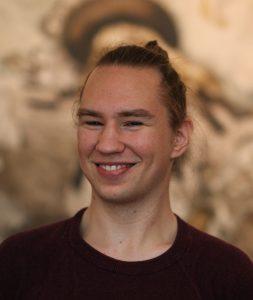 Kommunikatör Lukas Söderqvist