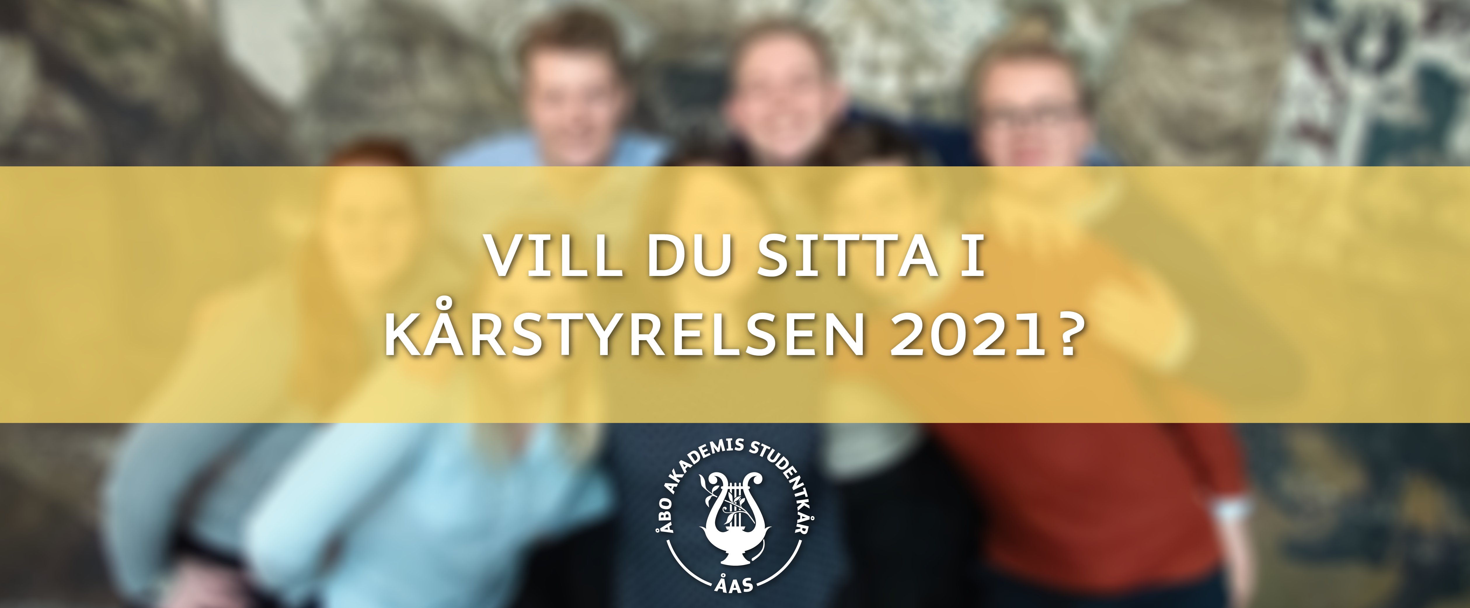 Sök till kårstyrelsen 2021