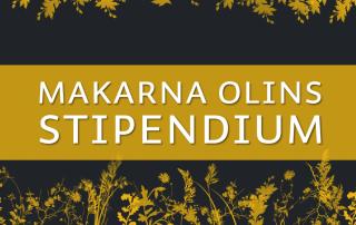 Makarna Olins stipendium