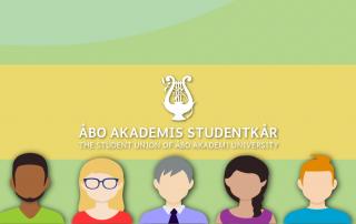 Banner med ÅAS logo