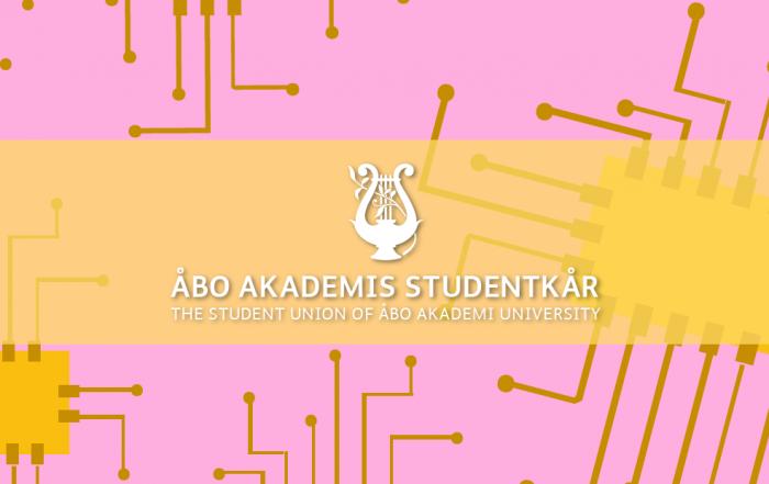 Banner, ÅAS logo